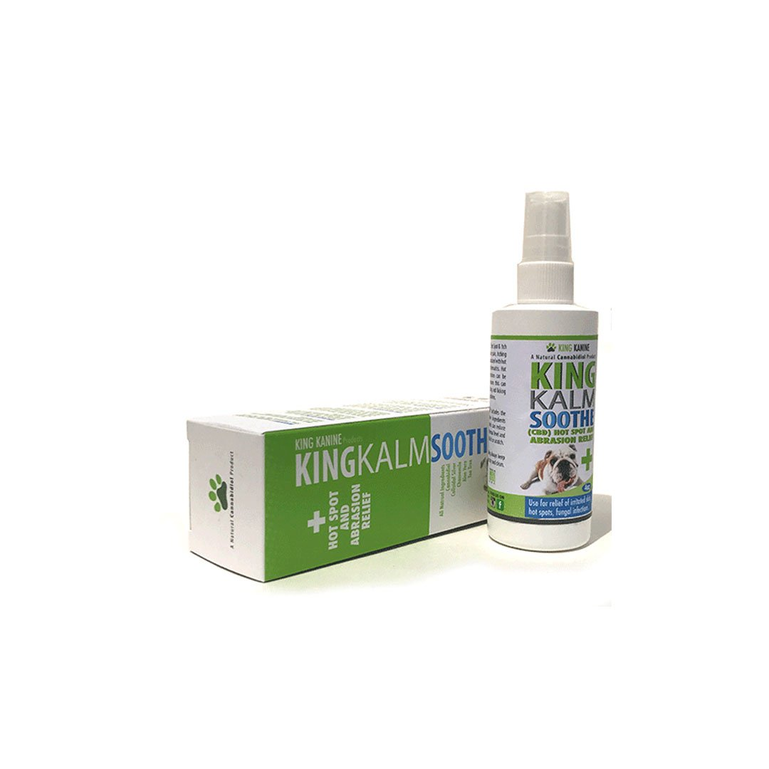 King Kalm Soothe 2000x - KING KALM™ Soothe For Pets