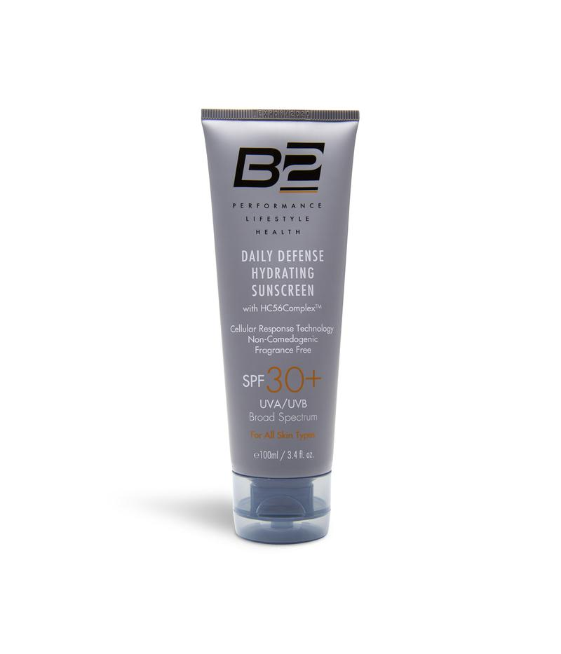 Daily Defense Hydrating Sunscreen (SPF 30+)