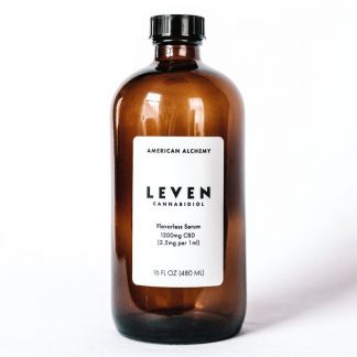 The 1200mg Flavorless Serum