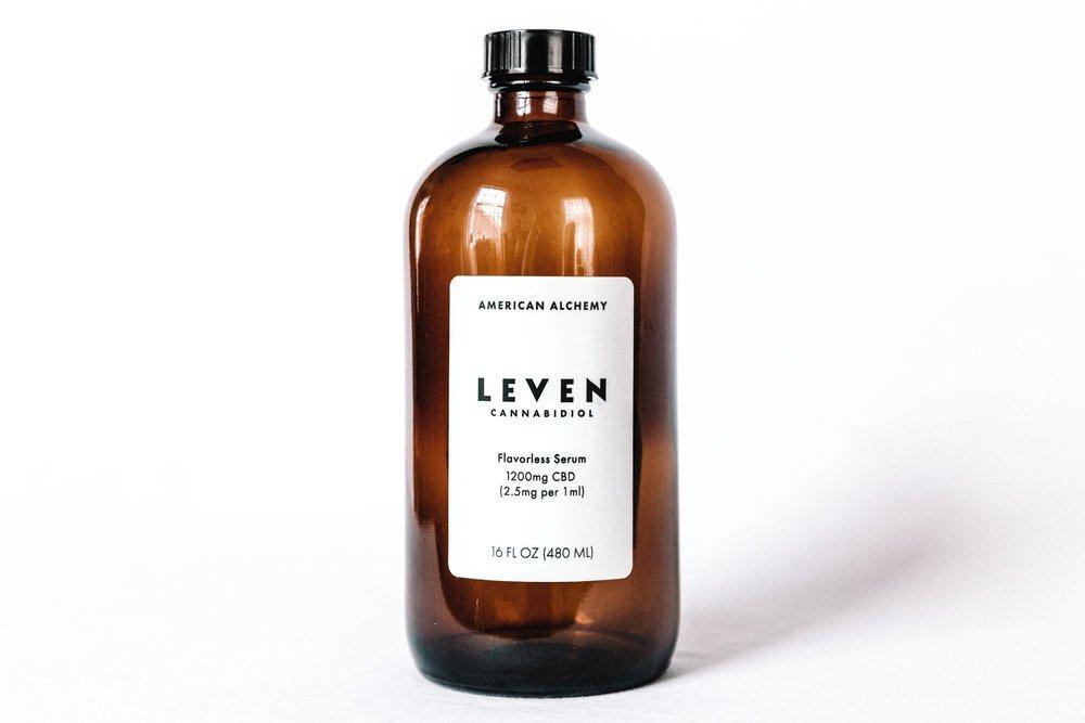 1922 leven flavorlessserum2 - The 1200mg Flavorless Serum
