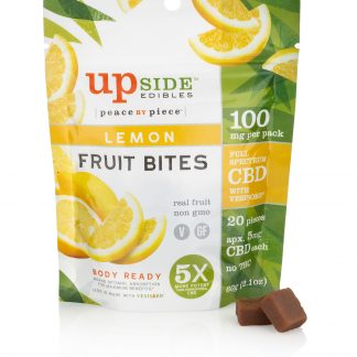 Lemon CBD Fruit Bites