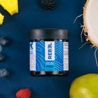 Complete Wellness – CBD Vegan Gummies Full Spectrum (30ct / 25mg Each)