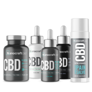 CBD OIL NIGHT + CBD OIL DAY + CBD OIL PURE + CBD PAIN STICK + CBD