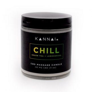 Chill — CBD Massage Candle 4 oz