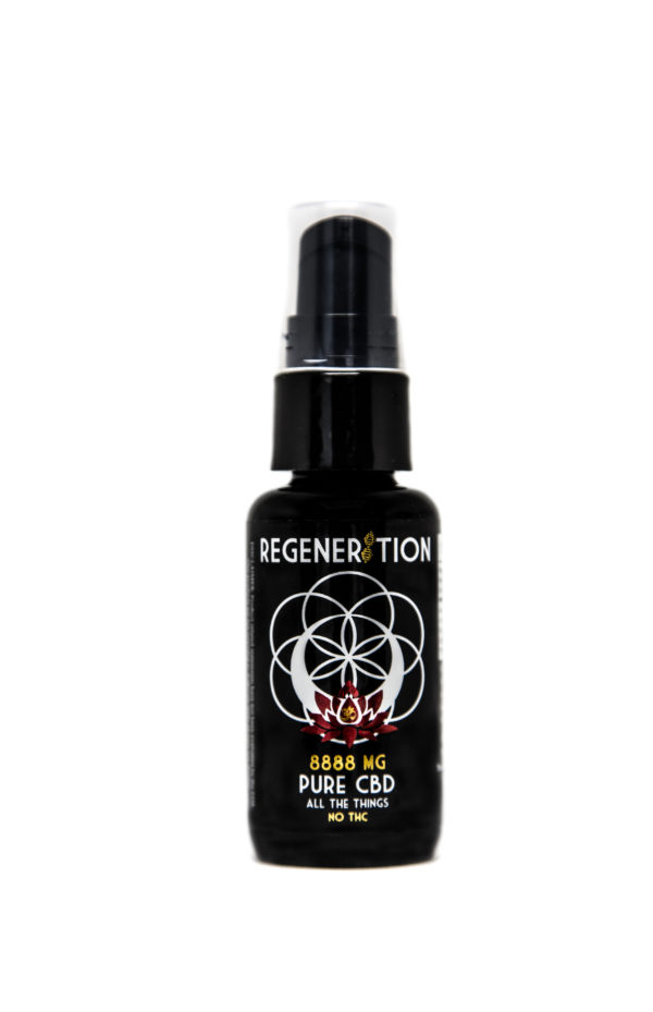 8888mg 600x929 - 8888 mg Pure CBD