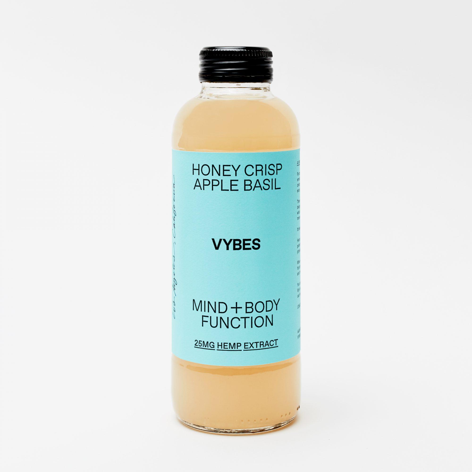 Honeycrisp Apple Basil VYBES - Honeycrisp Apple Basil (12 pk)