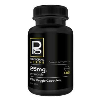 750mg – CBD Capsules (30 capsules)