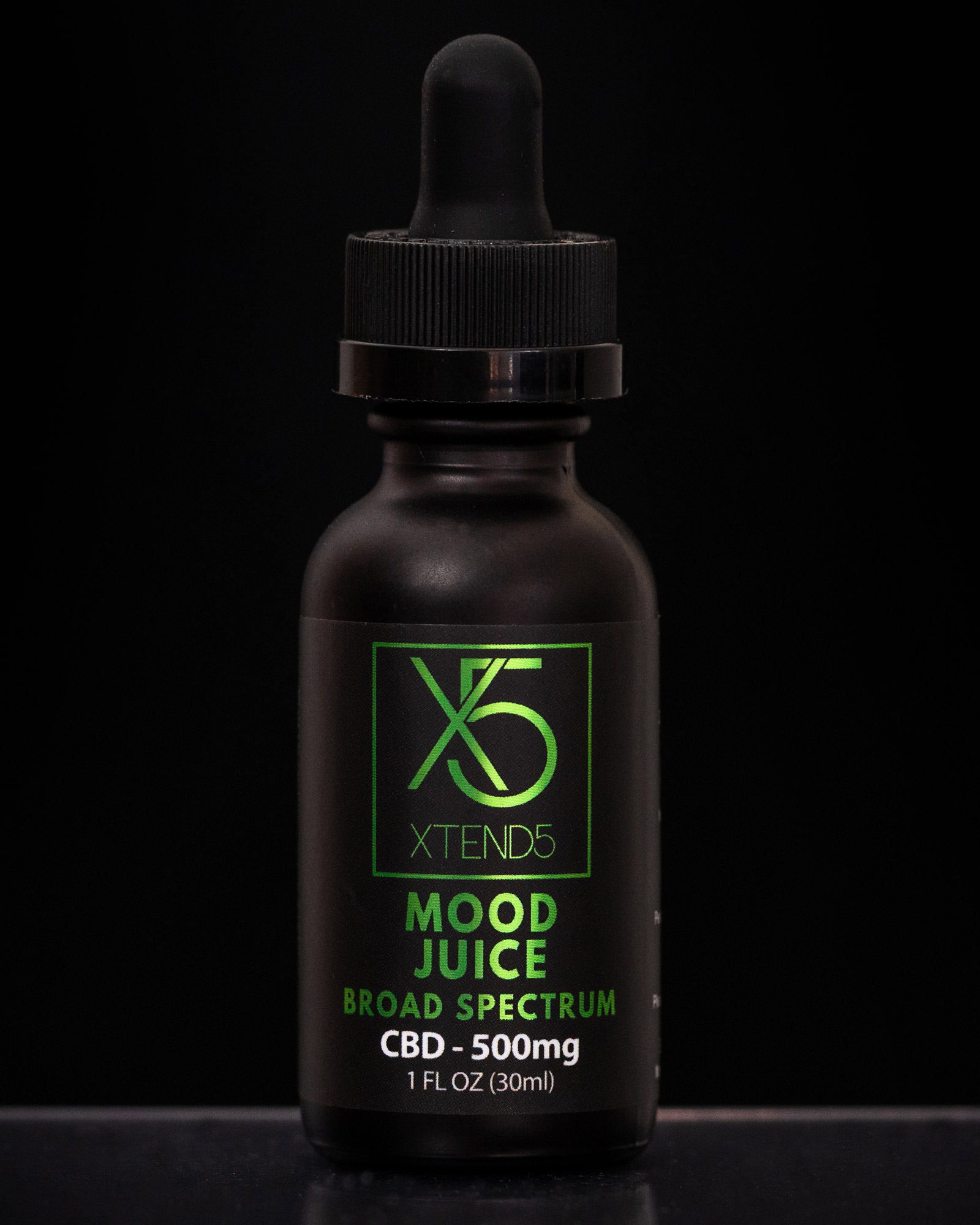 xtend5 mood juice 500mg - 500mg Broad Spectrum CBD Oil
