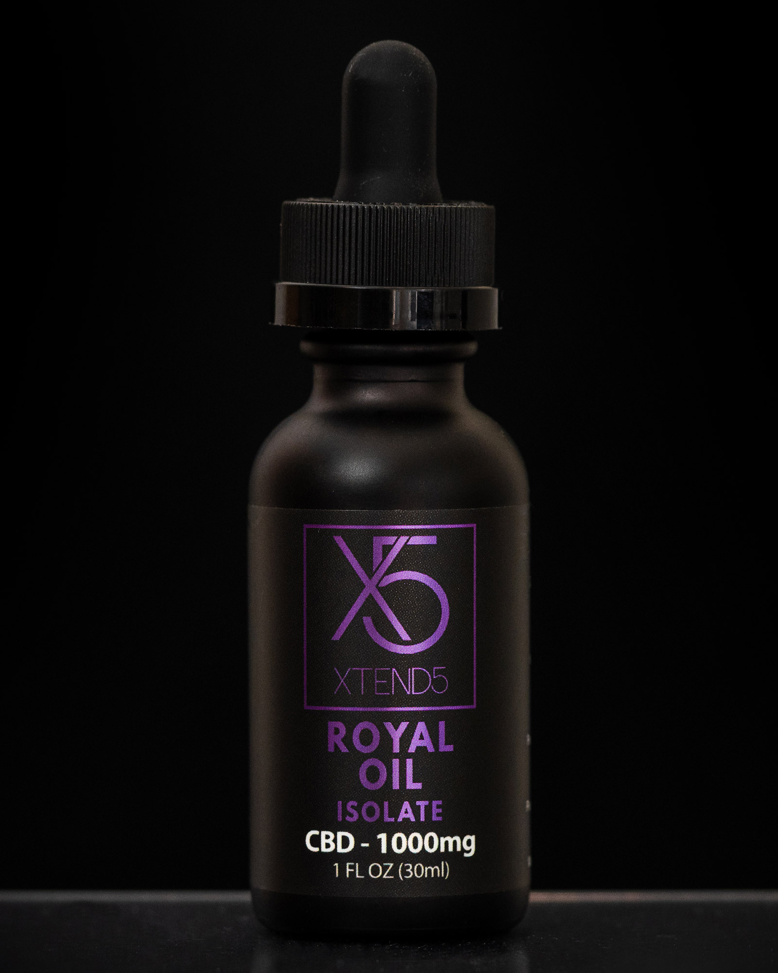 xtend5 royal oil 1000mg - 1000mg CBD Oil