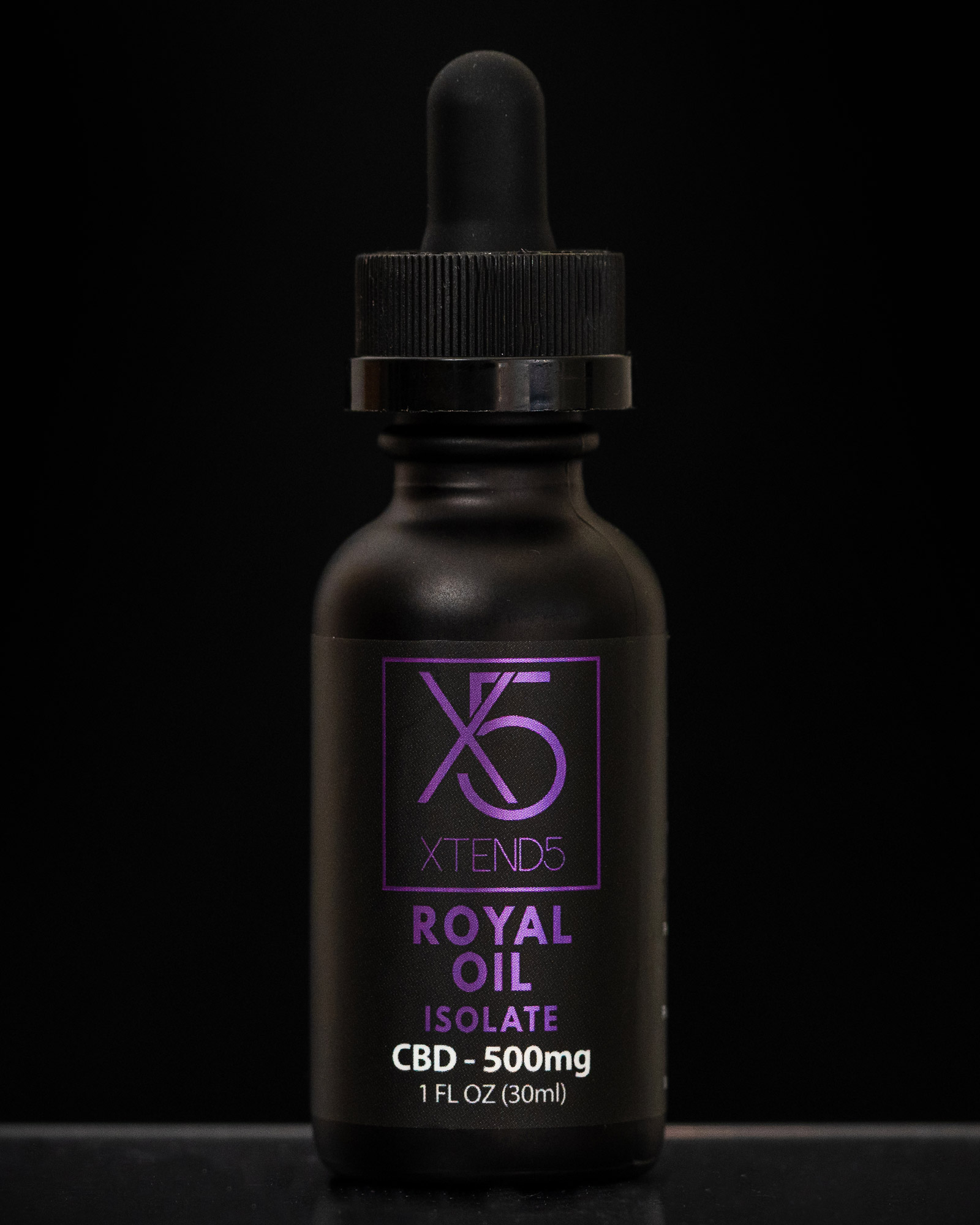 xtend5 royal oil 500mg - 500mg CBD Oil