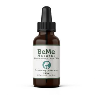 1 5 1 324x324 - CBD Oil Tincture For Pets – 250mg