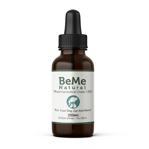 CBD Oil Tincture For Pets – 250mg