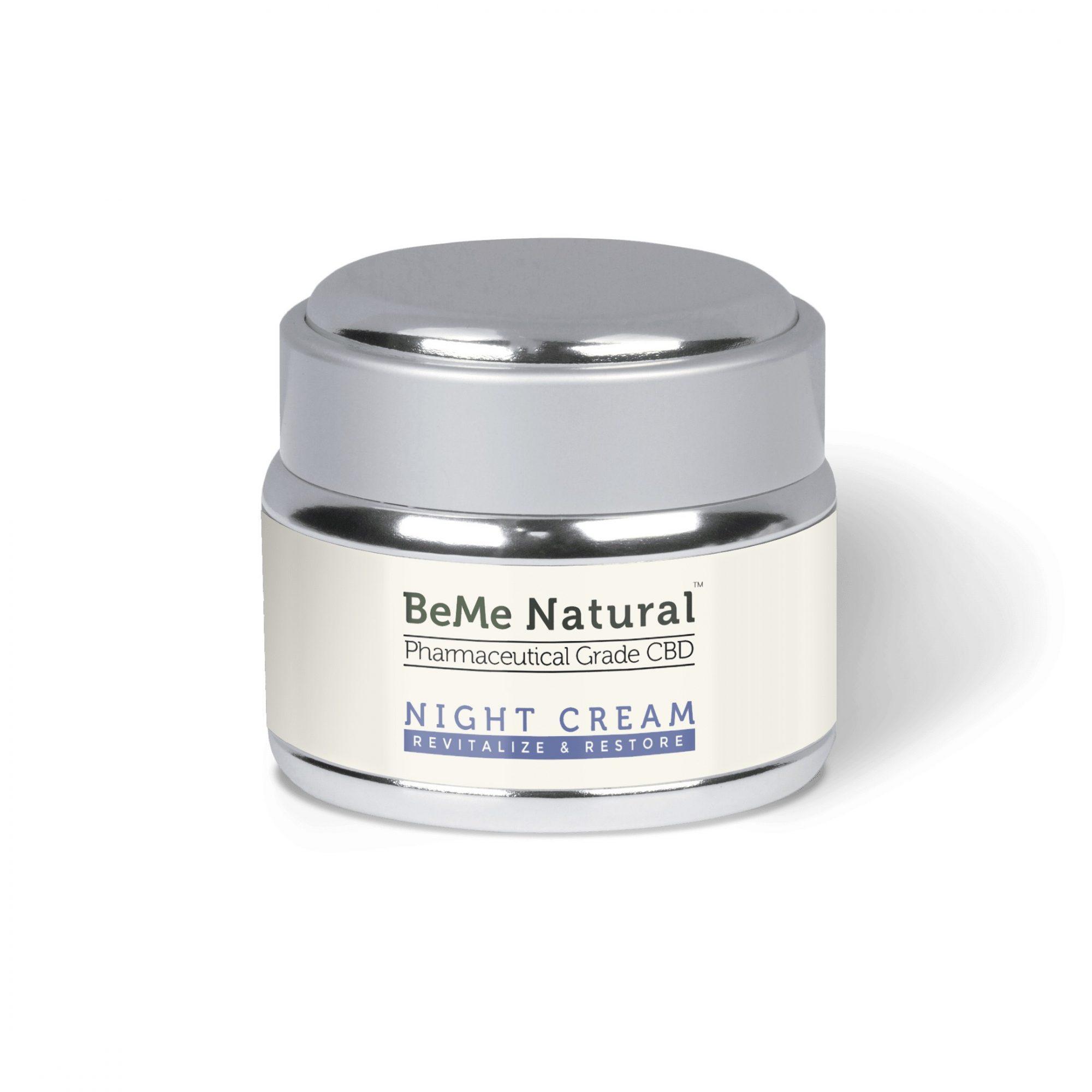 CBD Night Cream – 100mg
