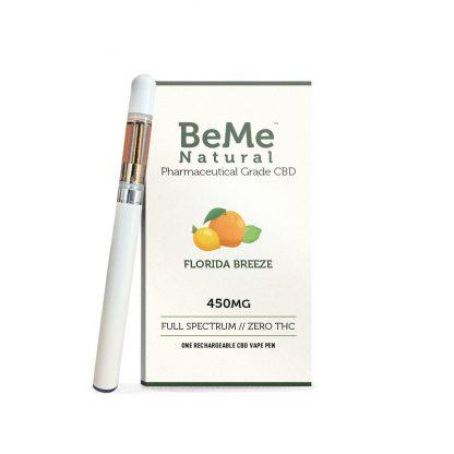 CBD Vape Pen + Cartridge – 450mg
