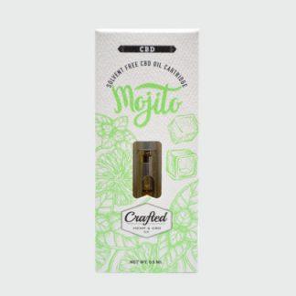 Crafted CBD Cream Mojito Cartridge 405x510 324x324 - Mojito