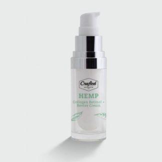 Crafted Hemp Collagen Retinol Plus Revive Cream 405x510 324x324 - HEMP Collagen Retinol + Revive Cream