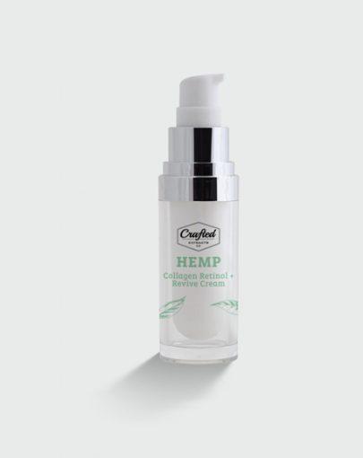 Crafted Hemp Collagen Retinol Plus Revive Cream 405x510 - HEMP Collagen Retinol + Revive Cream