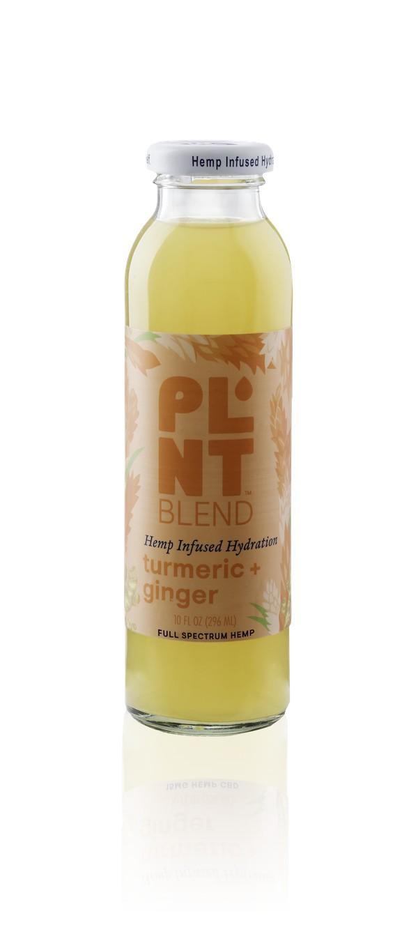 Ginger Bottle - turmeric + ginger 6 pack (10oz)
