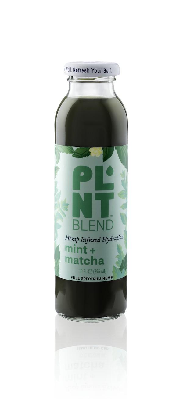 Mint Bottle - mint + matcha 6 pack (10oz)