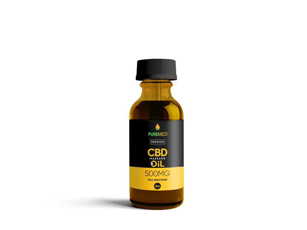 Mock Massage Oil 500  92417.1551837462 - CBD Massage Oil 500mg