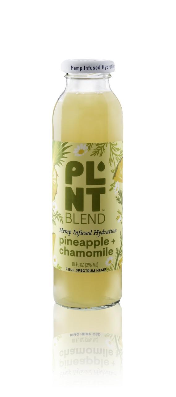 Pineapple Bottle - pineapple + chamomile 6 pack (10oz)
