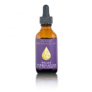 Relax Formulation – 6,000mg Tincture (120-240 Day Supply)