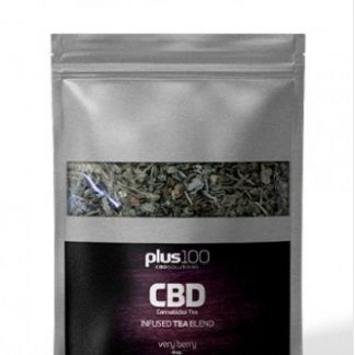 CBD Infused Tea Blend – Very Berry High