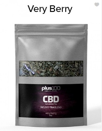 Screenshot 1 3 - CBD Infused Tea Blend - Very Berry High
