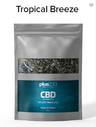 Screenshot 1 6 - CBD Infused Tea Blend - Tropical Breeze