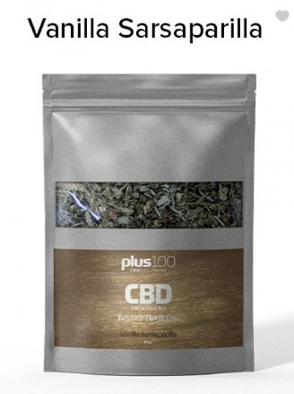 Screenshot 1 7 - CBD Infused Tea Blend - Vanilla Sarsaparilla