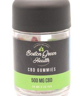 Sour Watermelons – 500mg CBD