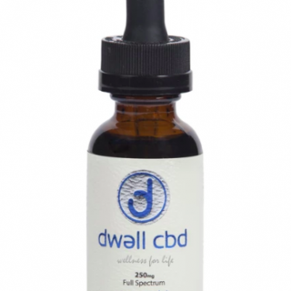 250MG Full Spectrum CBD Oil Peppermint