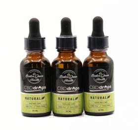 Screenshot 2 - Premium Organic CBD Oil Drops - Natural (1000MG)