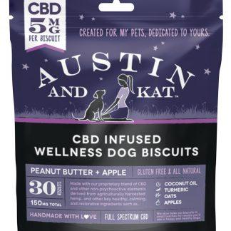 CBD Dog Biscuits 5mg