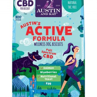 Austin's Active Formula Dog Biscuits