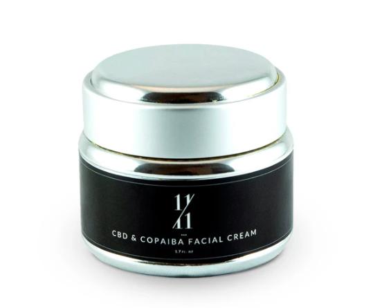 CBD & Copaiba Facial Cream